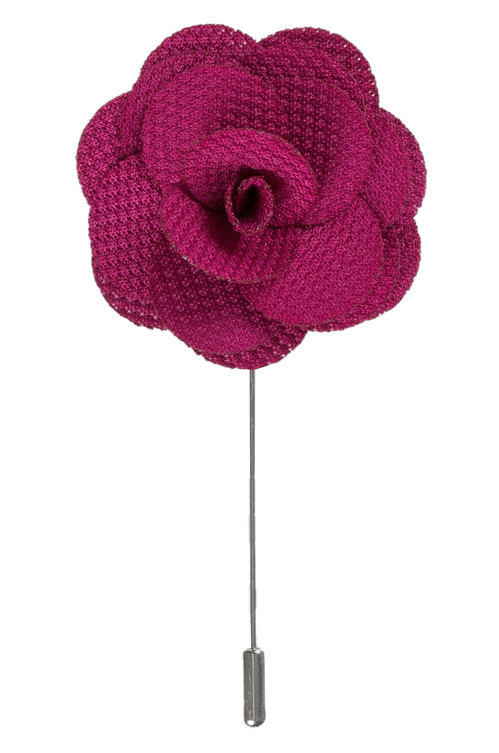 Lapel Flower Pin Rose Purple Shop Online Eu