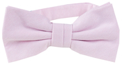 Cotton Bow Tie | Light Pink