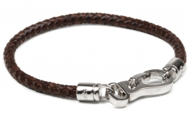 Armband Unisex Brown