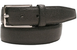 SDLR Belt Grain Black