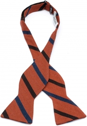 Wragby Wool Self Tie Bow Tie