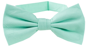 Cotton Bow Tie | Mint Green