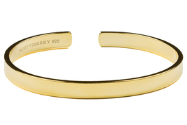 The Bangle Bracelet | Gold | 925 Sterling Silver