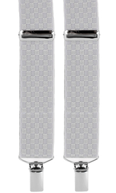 Suspenders 3,5 cm | Epworth | Grey